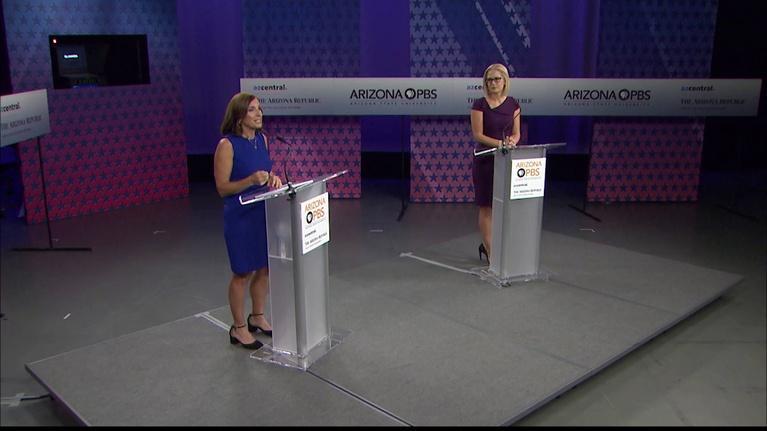 Arizona Horizon: 10-15-18 U.S. Senate debate