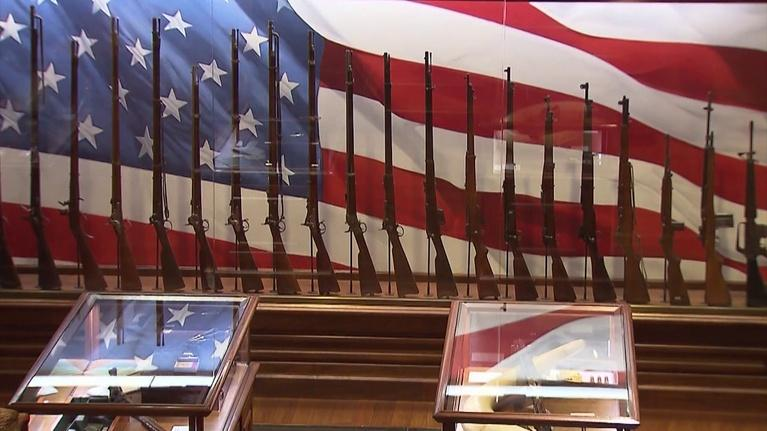 OzarksWatch Video Magazine: NRA National Sporting Arms Museum