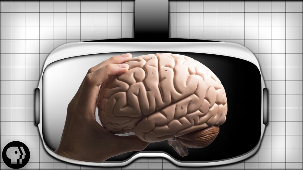 Your Brain In Virtual Reality image