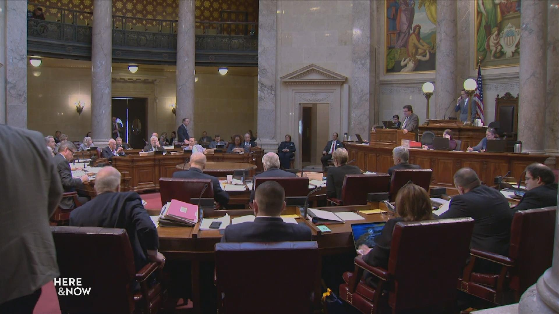 Nov. Election Directs Outcome for Wis. State Capitol