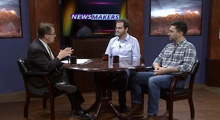KRWG Newsmakers: Newsmakers 1107 - Altenberg/Humphrey  Mar. 21, 2019