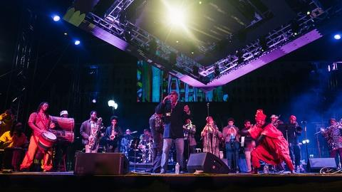 Southland Sessions -- Pan Afrikan Peoples Arkestra N.Y.E.L.A.
