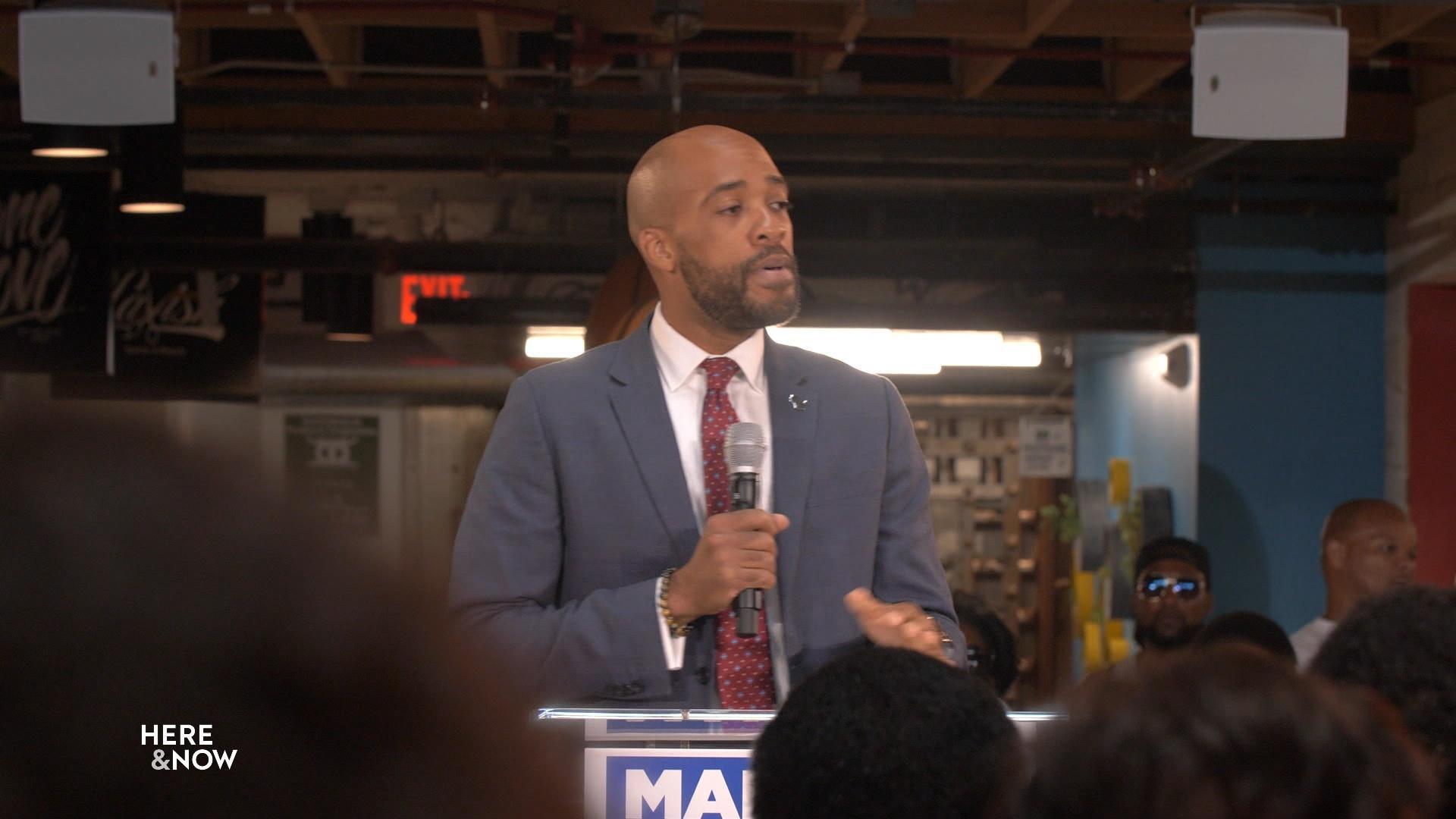 Barnes Announces U.S. Senate Run