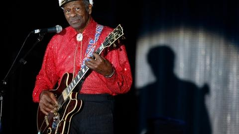 PBS NewsHour -- Chuck Berry's final album tops off legacy as rock pioneer