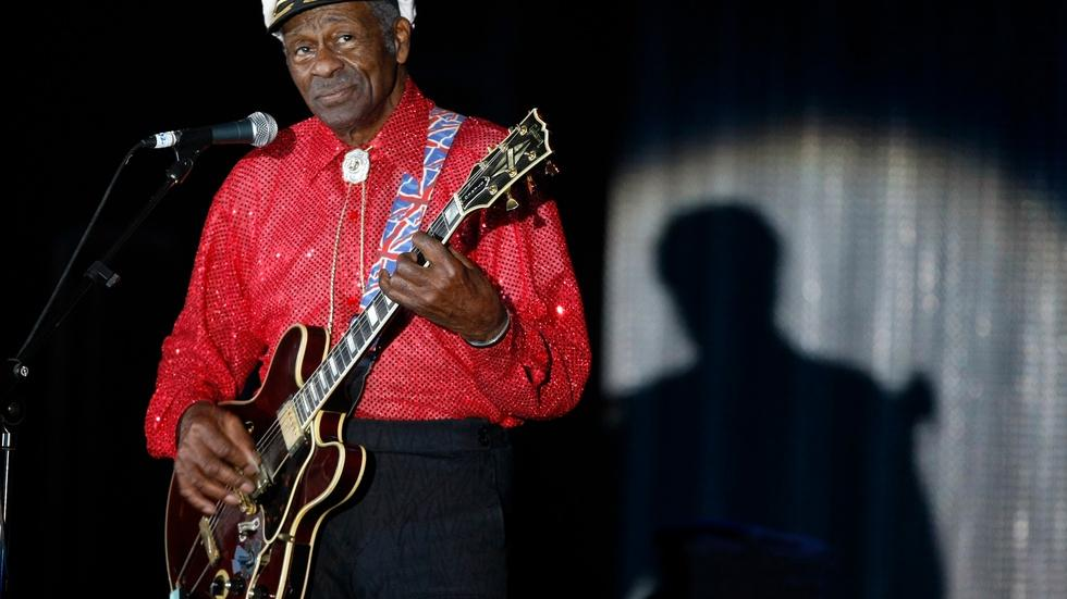 Chuck Berry's final album tops off legacy as rock pioneer image