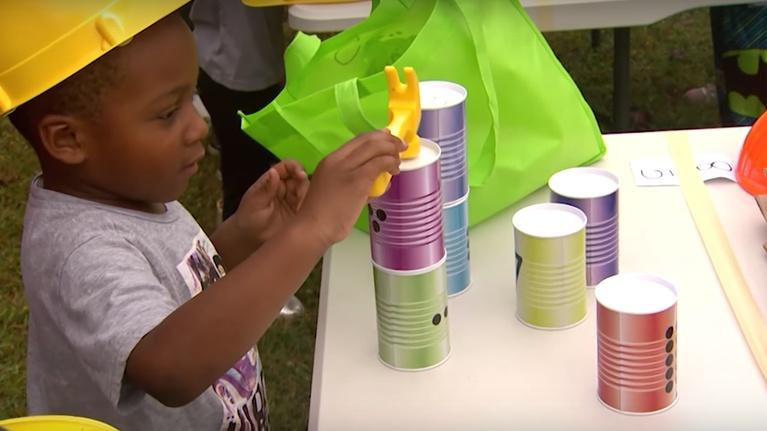 SciTech Now North Carolina: Play Outside: Wind Resistance
