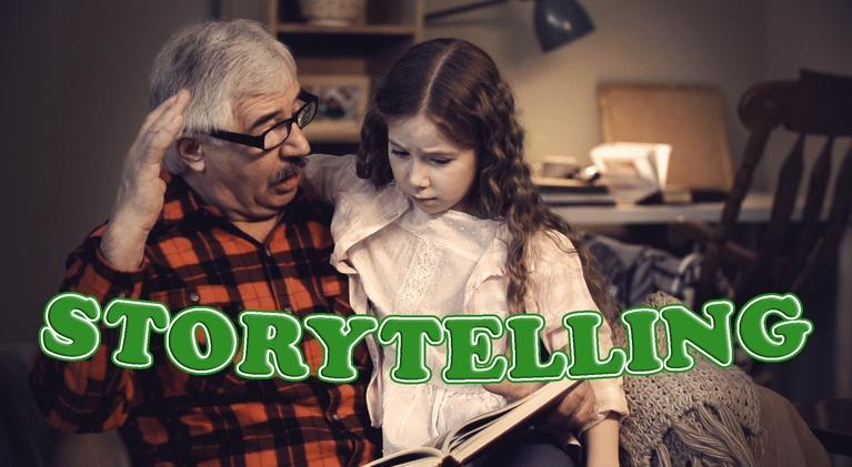 KIDS Clubhouse Adventures: Storytelling Episode