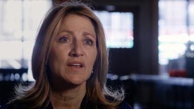 "Edie Falco on ""Frankie and Johnny in the Clair de Lune."""