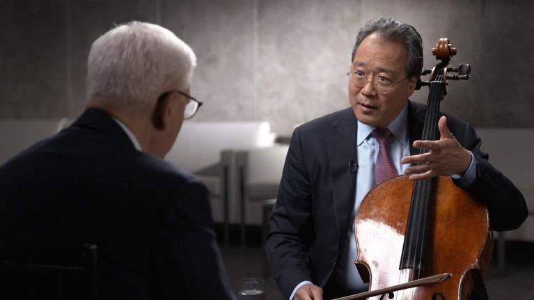 The David Rubenstein Show: Peer to Peer Conversations: Yo-Yo Ma