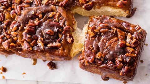 America's Test Kitchen -- The Ultimate Sticky Buns