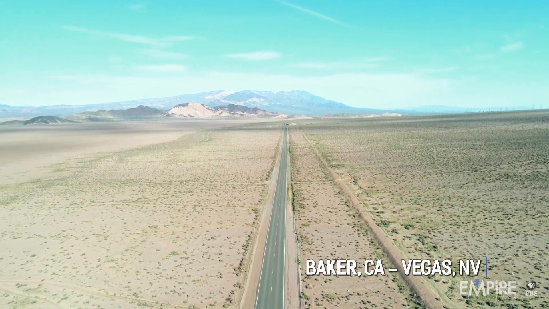Baker to Vegas Run