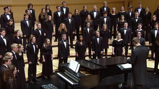 WPT Music & Arts : 2019 WSMA State Honors Concert: Mixed Choir