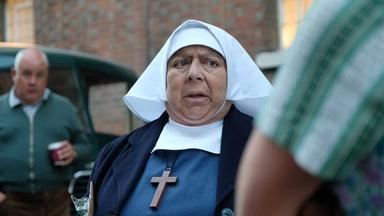 Behind the Scenes | Mother Superior, Sister Mildred