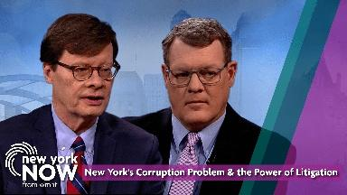 New York's Corruption Problem & The Power of Litigation
