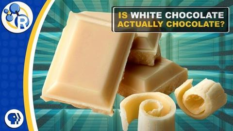 Reactions -- Is White Chocolate Actually White Chocolate?