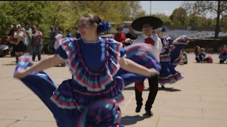 Traditions: Ohio Heritage Fellows: Elaina Hernandez,  Folkloric Dancer