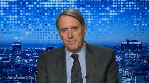 Amanpour and Company -- Peter Galbraith on Trump's Syria Decision