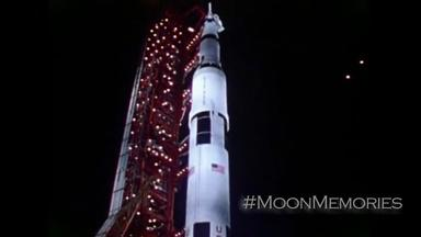 Moon Memories | Late for Launch