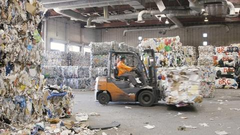 SoCal Connected -- Life In Plastic: California's Recycling Woes Preview