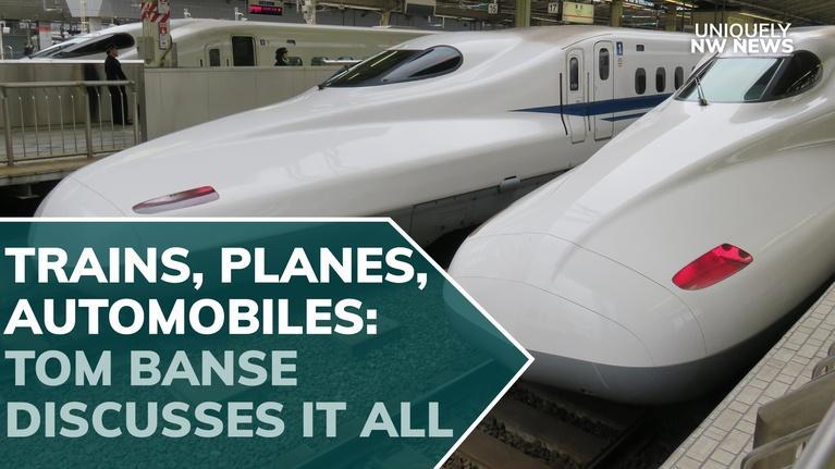 Uniquely NW News: Trains, Planes, Automobiles - Tom Banse Discusses It All