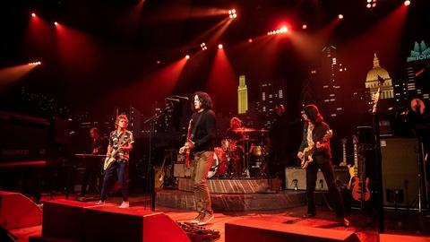 Austin City Limits -- An Hour with The Raconteurs