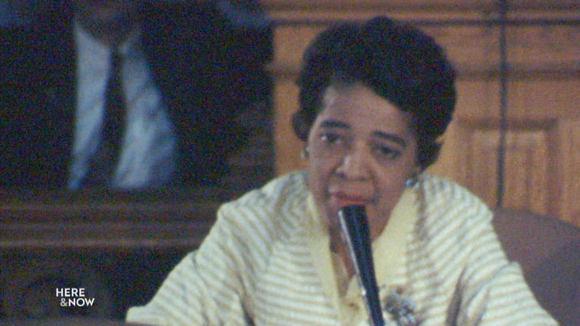 Calls for a Statue of Vel Phillips at the State Capitol