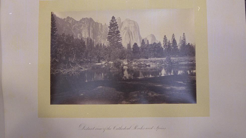 Appraisal: Carleton Watkins Yosemite Album, ca. 1870 image