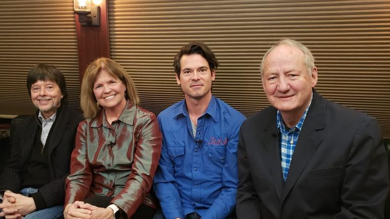 One on One with Becky Magura: One on One with Ken Burns, Ketch Secor & Dayton Duncan