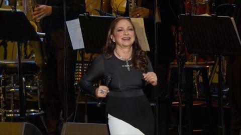 Gershwin Prize -- Gloria Estefan Performs