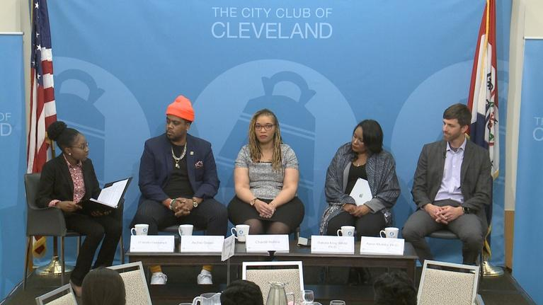 The City Club Forum: Youth Forum: Disparities In Youth Mental Healthcare