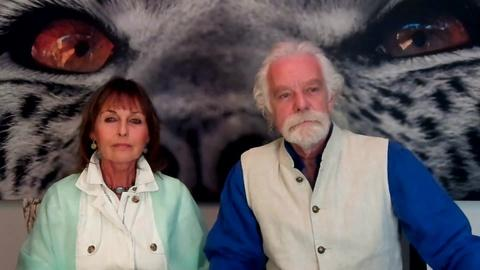 Amanpour and Company -- Conservationist Beverly Joubert's Near-Death Experience