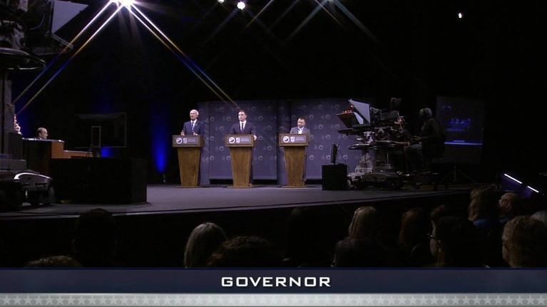 AETN Debates: Governor