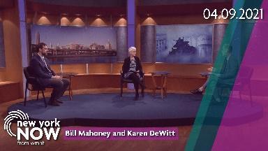 Reporters Roundtable: Karen DeWitt, Bill Mahoney, Budget
