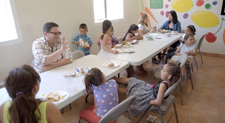 Crossing South: Orphans & Casa Mayoral