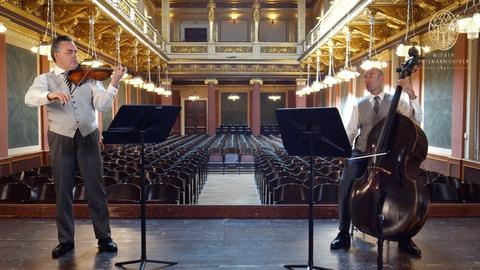 Musical Greetings from the Vienna Philharmonic