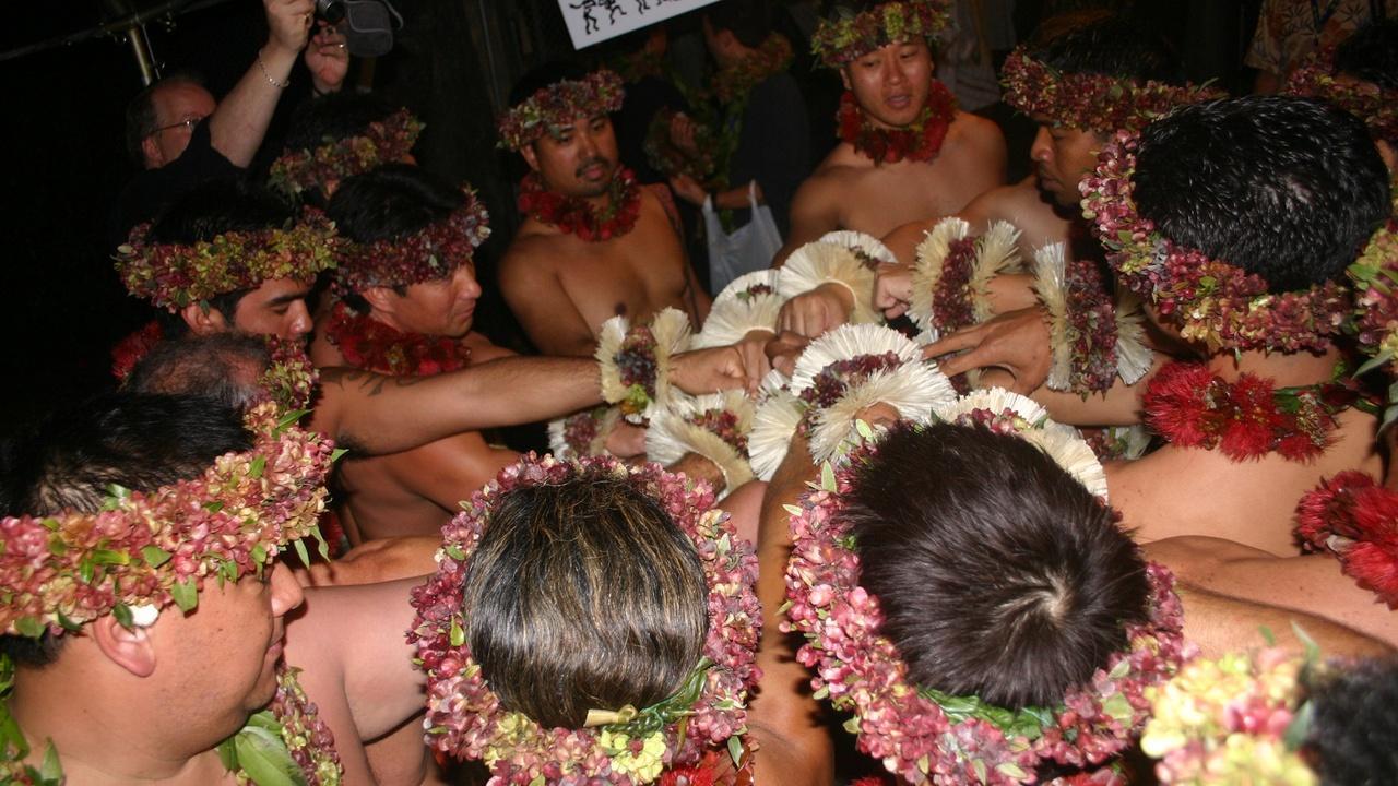 Na Kamalei: The Men of Hula