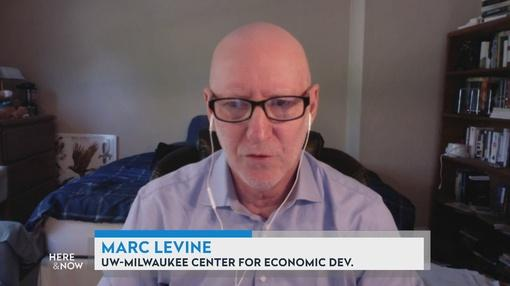Here and Now : Marc Levine on the State of Black Milwaukee