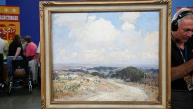 Appraisal: 1911 Julian Onderdonk Painting