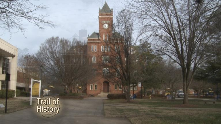 Trail of History: Trail of History - Historic West End