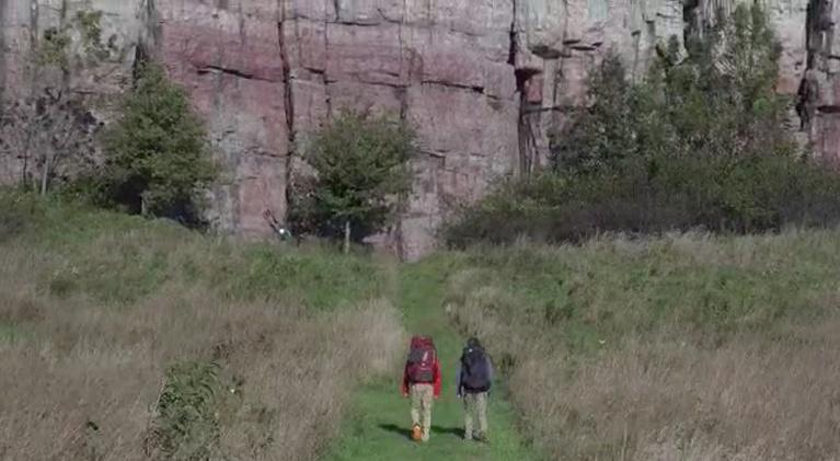 Prairie Sportsman: Rock Climbers and Trumpeters