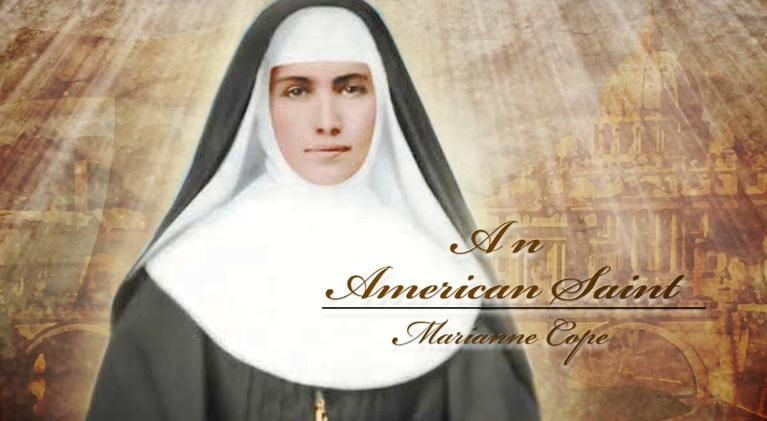 From the WCNY Vault: From the WCNY Vault: An American Saint: Marianne Cope