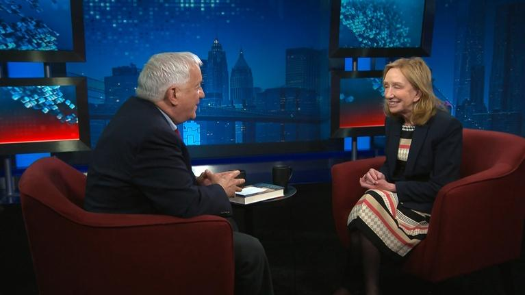 "Amanpour and Company: Doris Kearns Goodwin on ""Leadership in Turbulent Times"""