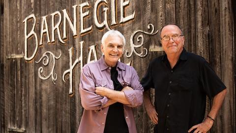 Barnegie Hall -- Tony's First Guitar
