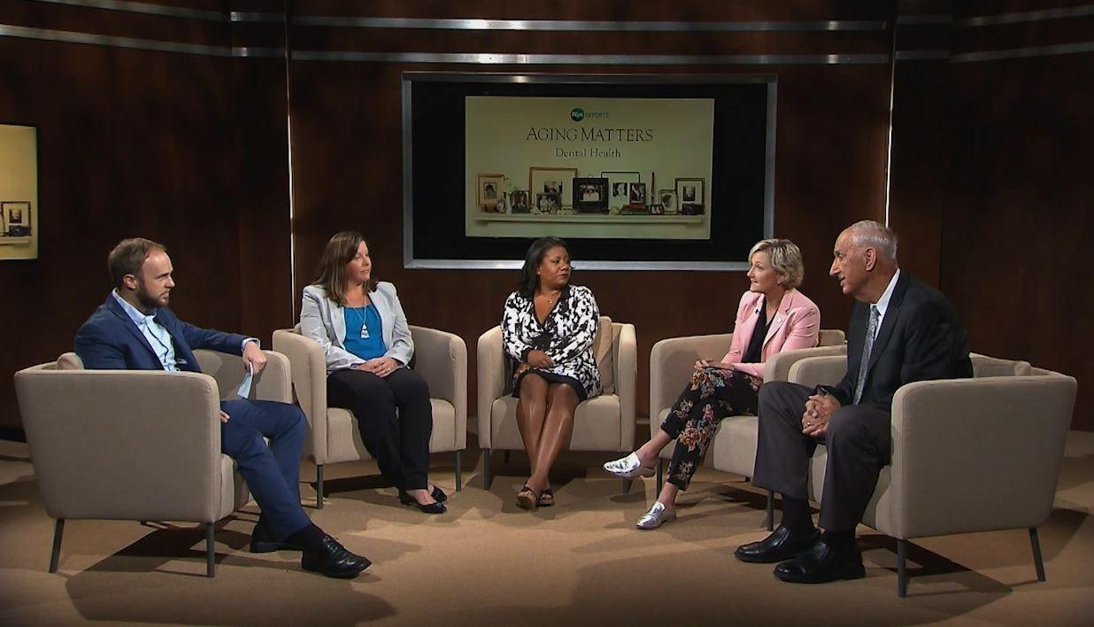 Panel Discussion | Dental Health | Aging Matters