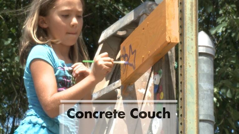 Arts District: Concrete Couch & Flamenco Fantasy Dance Theatre