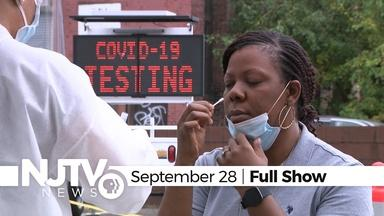 NJTV News: September 28, 2020