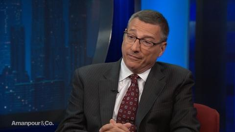 Amanpour and Company -- Rob Schenck on the Consequences of Inflammatory Rhetoric