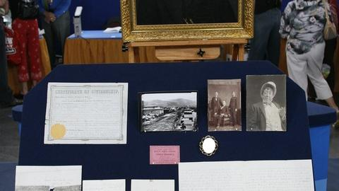 Antiques Roadshow -- Appraisal: Philip Margetts Archive