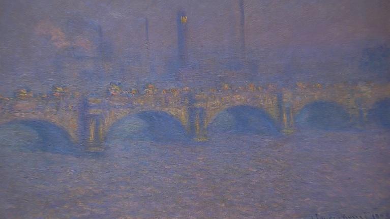 Open Studio with Jared Bowen: Monet and London's Waterloo Bridge & Keith Hamilton Cobb