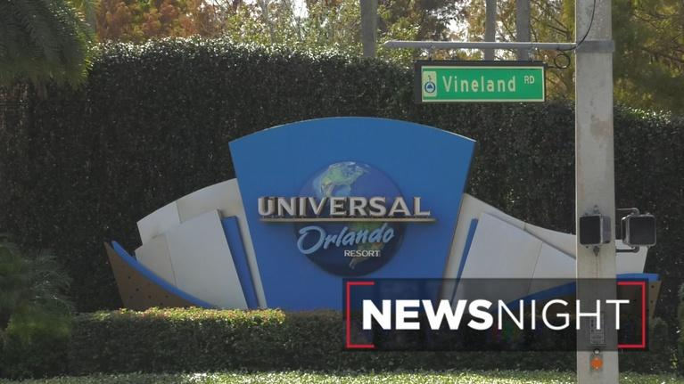 NewsNight: The hospitality industry and housing in Central Florida.
